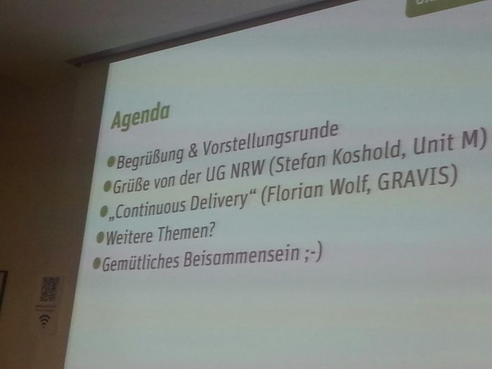 OXID user group berlin gravis