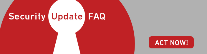 Banner for FAQ OXID Security Issue 2017-002